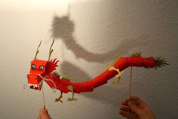 Marie's Pastiche: Chinese New Year - Dragon Dance & Round Up of Dragon ...
