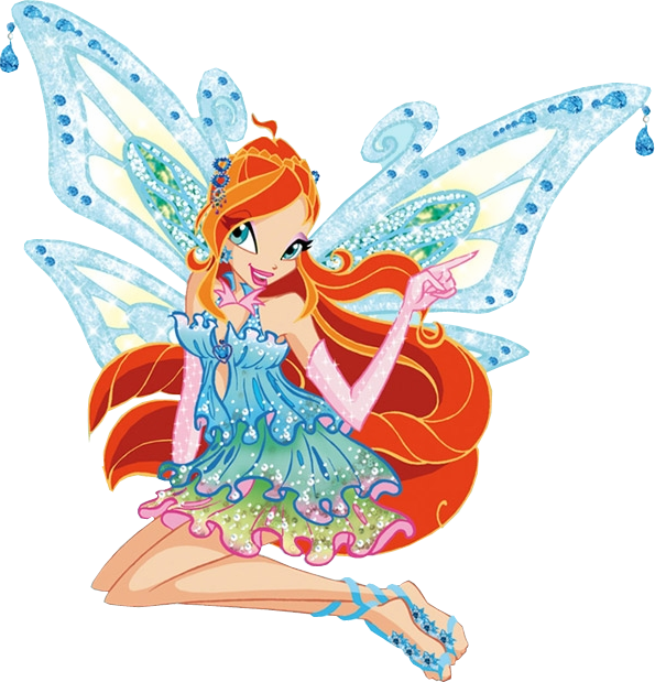 Just Winx Season 3 Enchantix