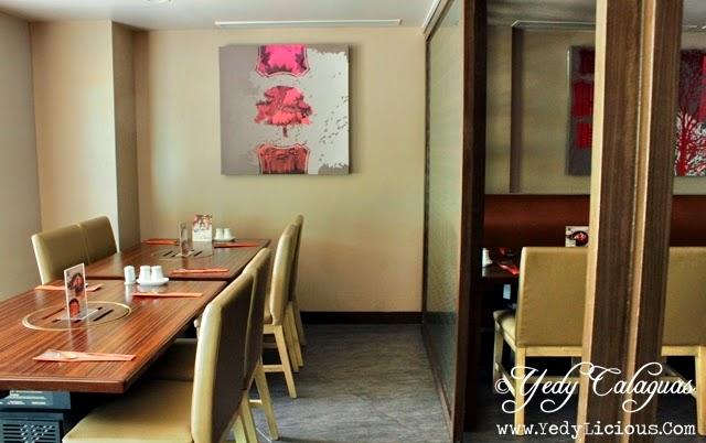 Private Room at Sariwon Greenhills