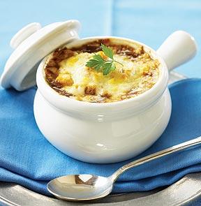 It's Fun to Cook !!: French Onion Soup (Soupe à L'oignon)