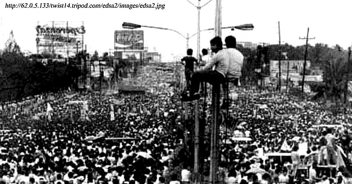 the edsa revolution essay What do christmas, good friday and the people power anniversary  about  writing what one describes as a boring essay about the revolution.