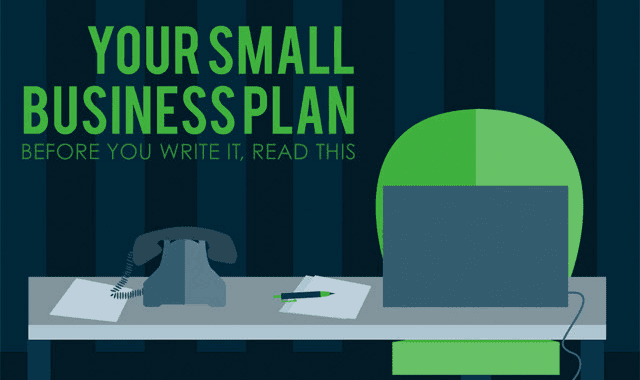 Image: Your Small Business Plan: Before You Write It, Read This