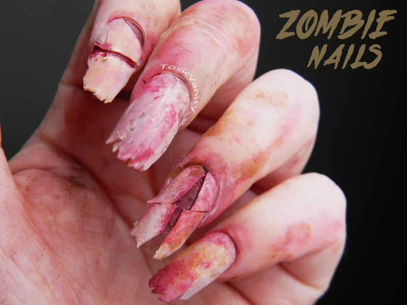 A Art...Halloween Manicures | Easy Nail Art