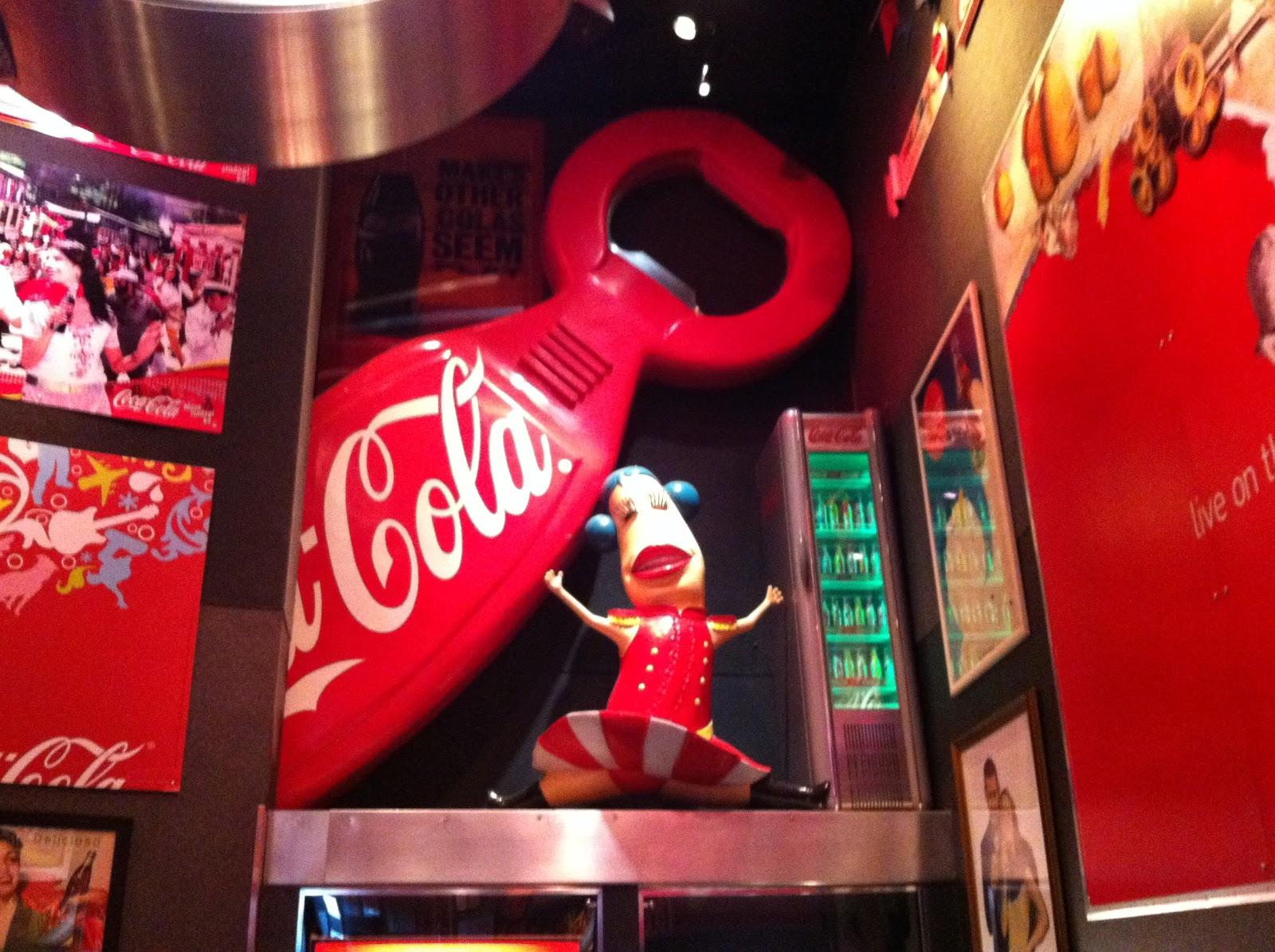 Our new Life in the US !!!: Aquarium & Coca Cola Museum Atlanta
