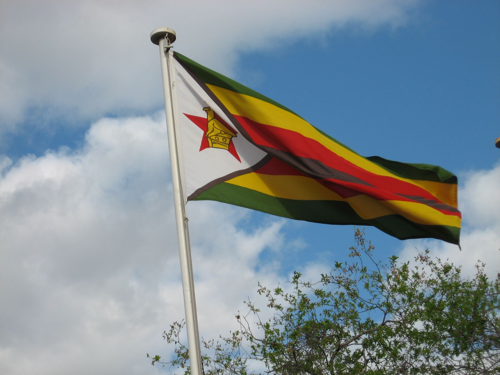Country Flag Meaning Zimbabwe Flag Pictures