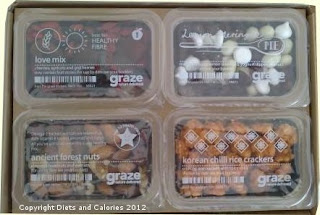 Graze nibble box