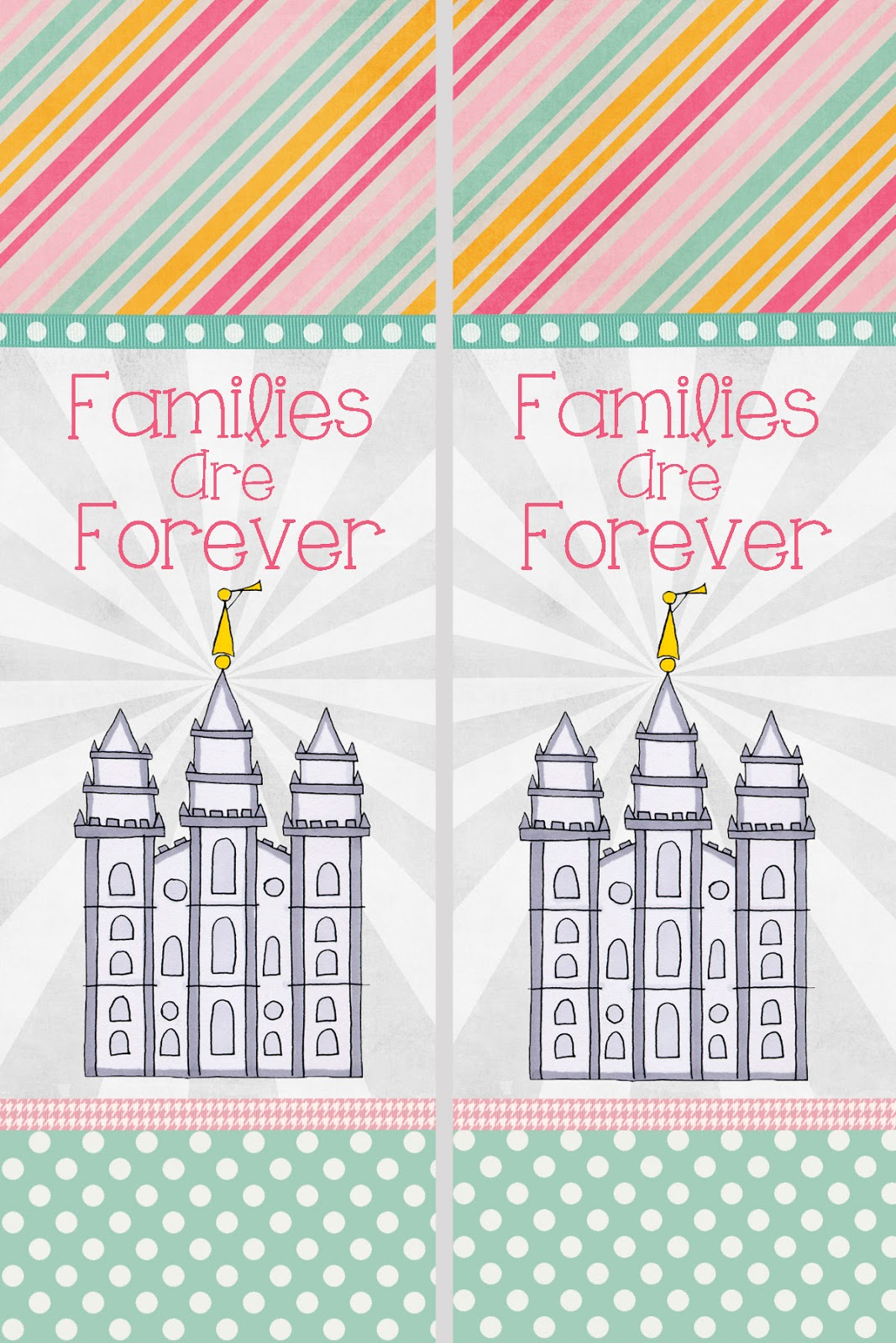 A Pocket full of LDS prints: 2014 Primary Theme free printables ...