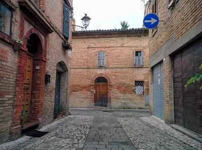 Tolentino - Centro storico