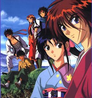 Samurai X ou Rurouni Kenshin - Dublado, Episodios Online