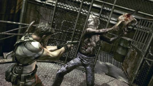 Direct Resident Evil 5 Gold Edition iSO