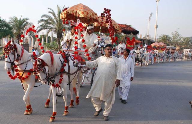 TDCP Punjab Baghi Festival 2012