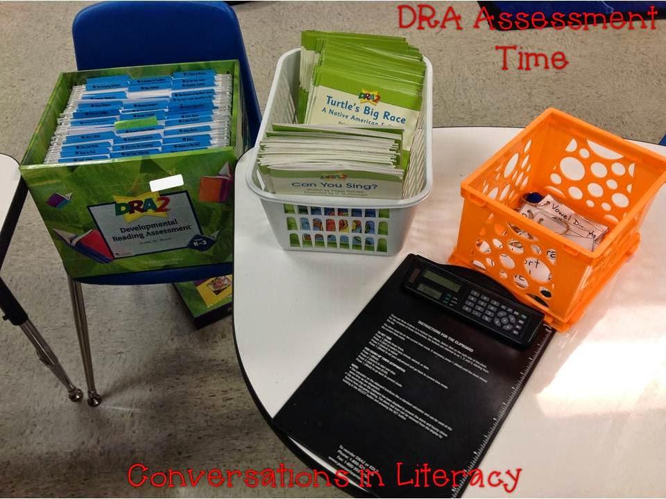DRA reading assessments