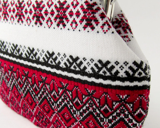 Ethnic purse, клатч в этно-стиле