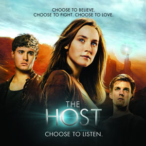 Capa do álbum The Host (OST) (2013)