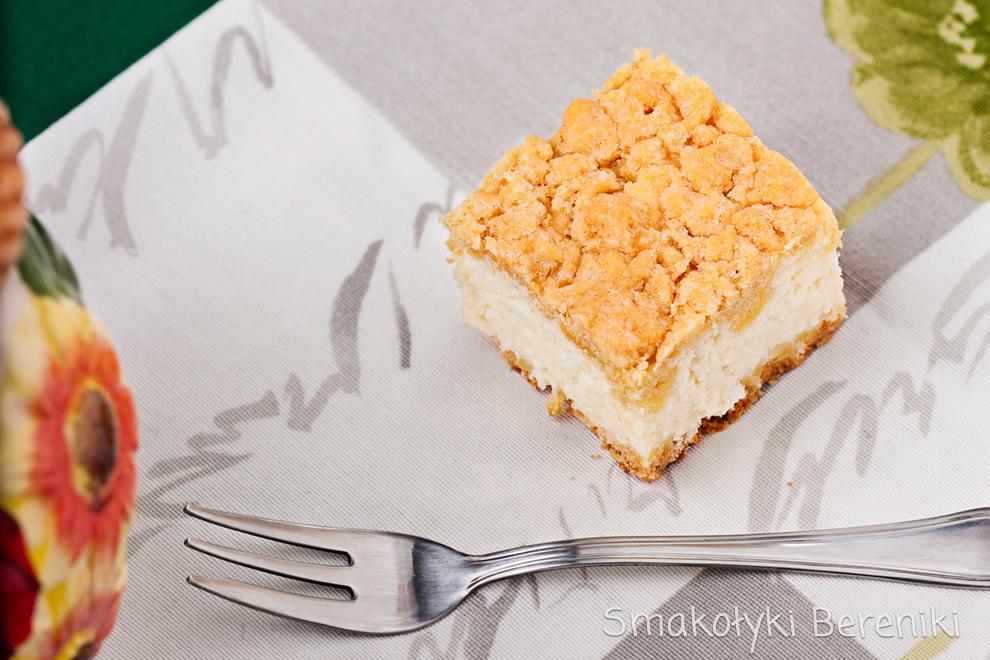 ciasto styropian ze śmietaną