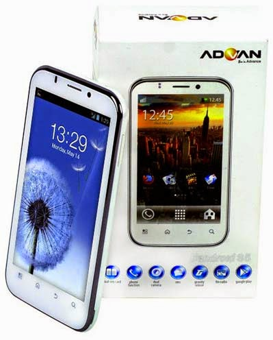 Hp Android Murah Berkualitas Advan Vandroid S5