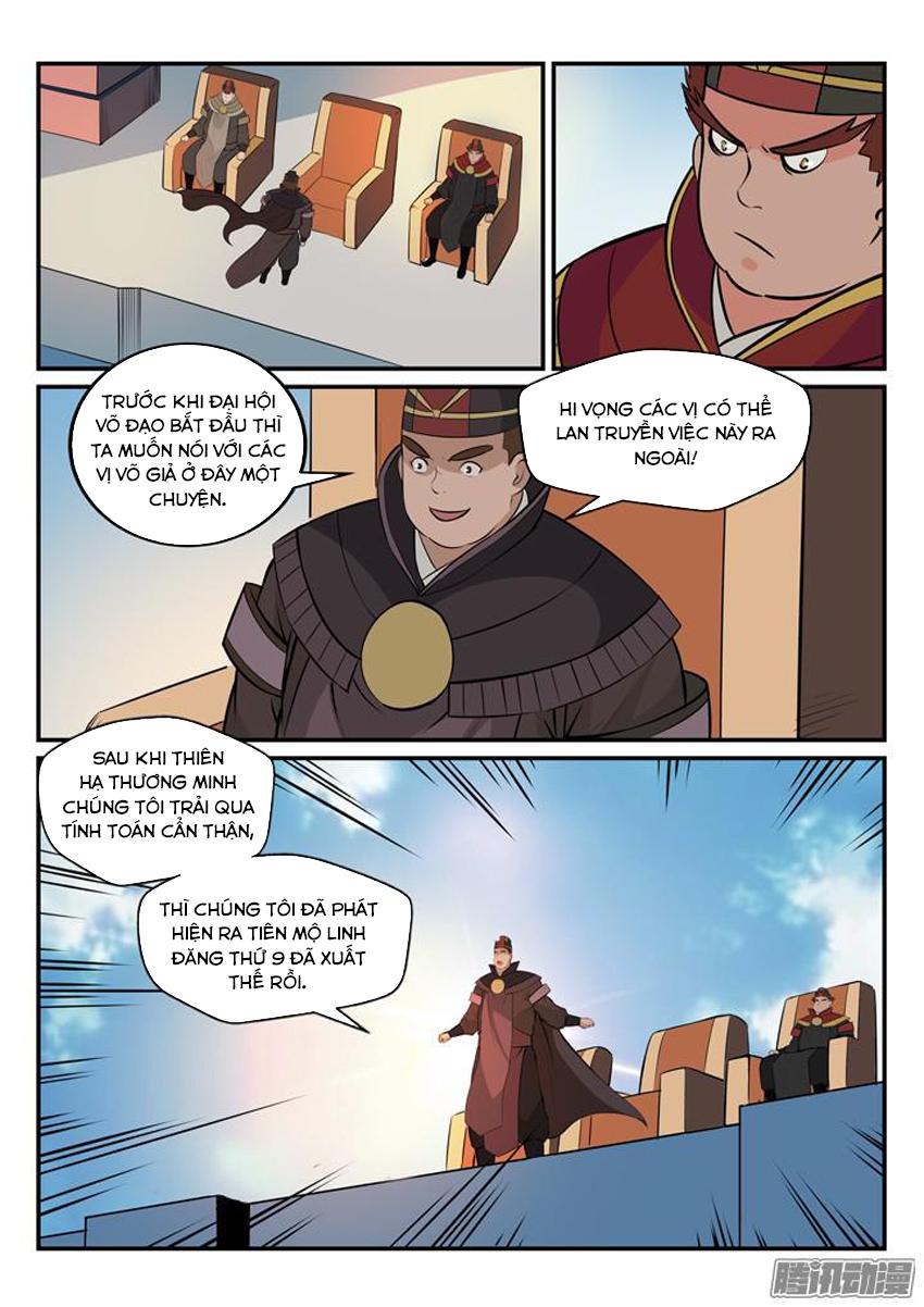Bách Luyện Thành Thần Chapter 168 - Hamtruyen.vn