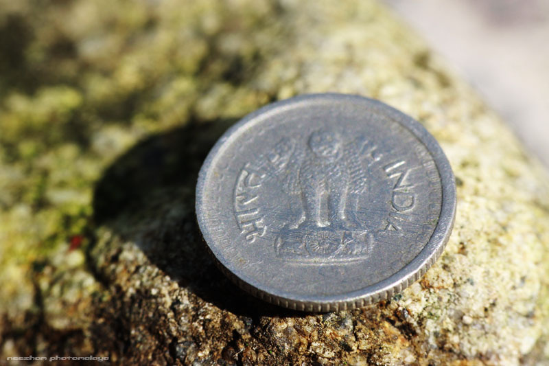 25 paise india 1961