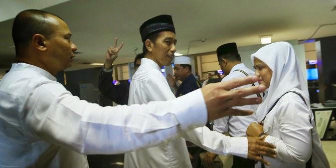 Fahri sebut Jokowi salah pakai kain ihram, umroh cuma pencitraan