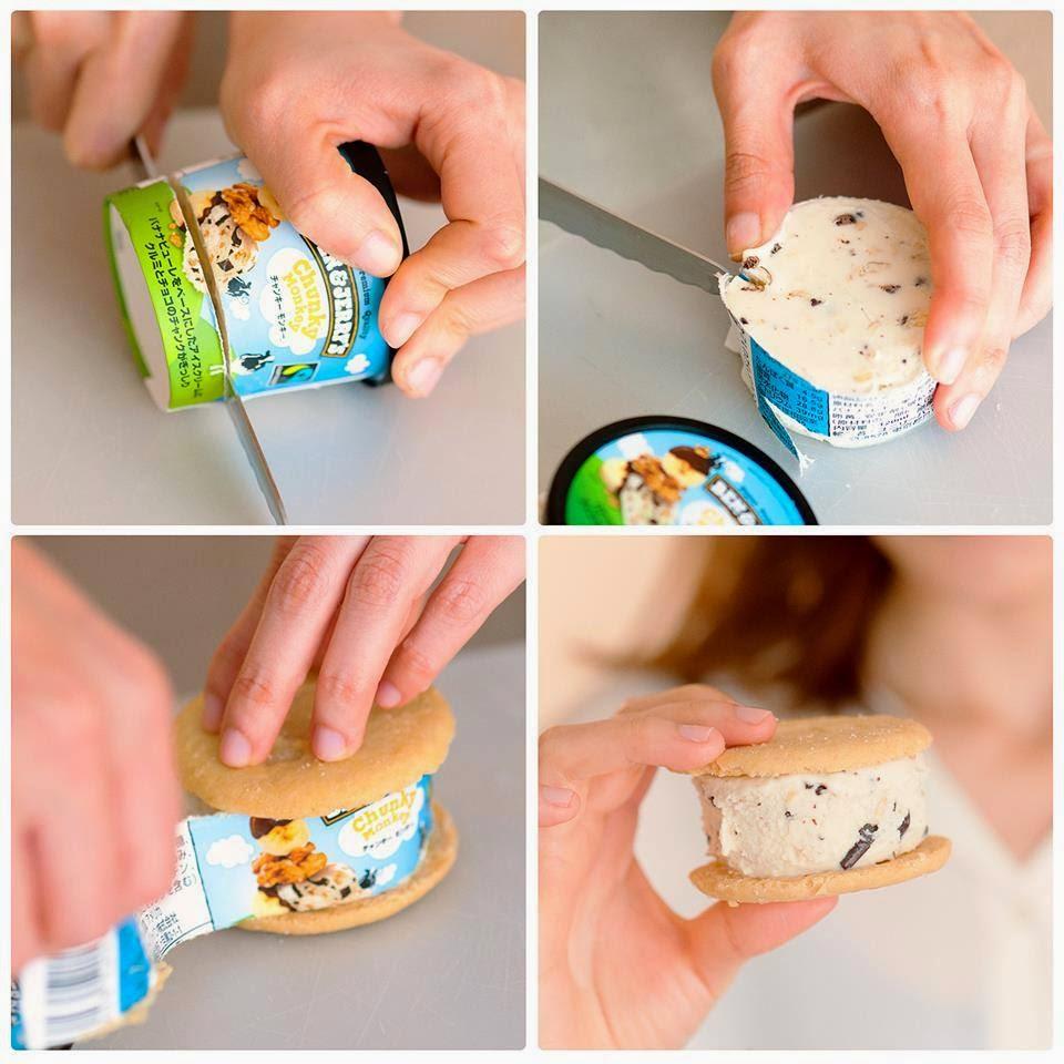 homemade ice cream instructions