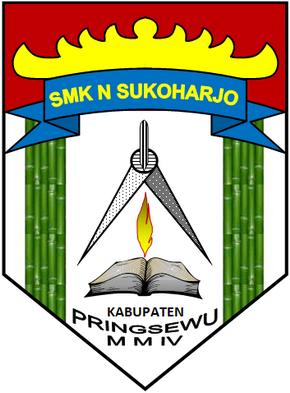 Logo SMK N Sukoharjo