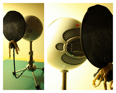 How to Make an Acoustic Pop Filter