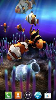 Download: My 3D Fish II v2.2 APK