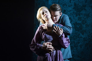 ETO - Pelleas et Melisande - Susannah Hurrell, Jonathan McGovern - photo credit Richard Hubert Smith