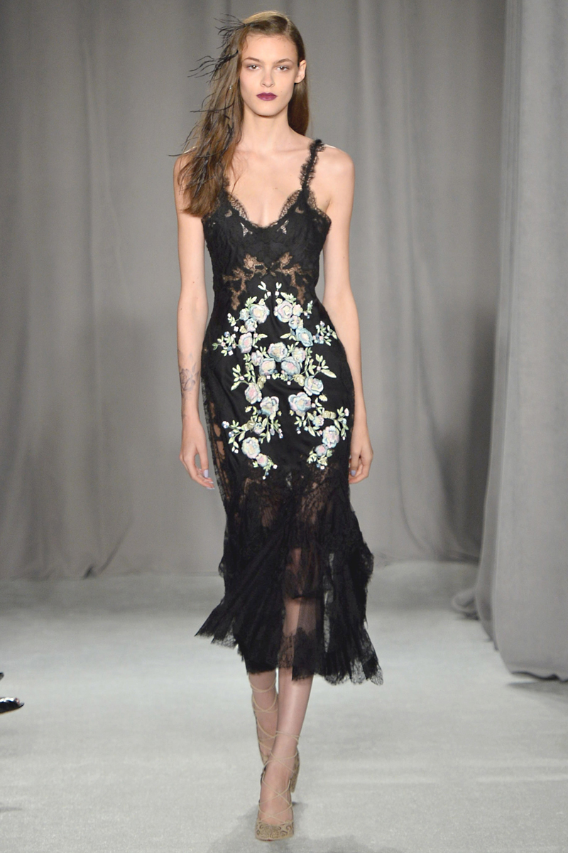 Black Long skirts fashion pictures, Cavalli Roberto dress pictures