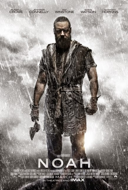 """Noah (2014)"" movie review by Kinudang Bagaskoro"
