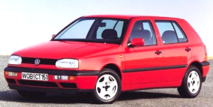 VW Golf Jetta rocketed II