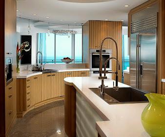 #6 Wood Kitchen Cabinets Design Ideas