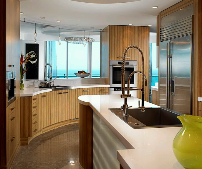 #6 Wood Kitchen Cabinets Ideas
