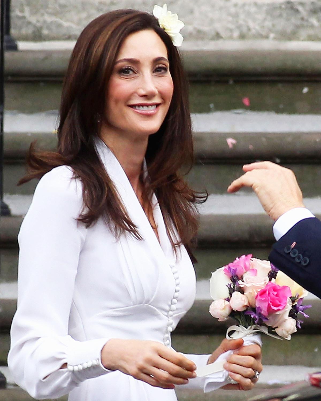 Nancy ko wedding