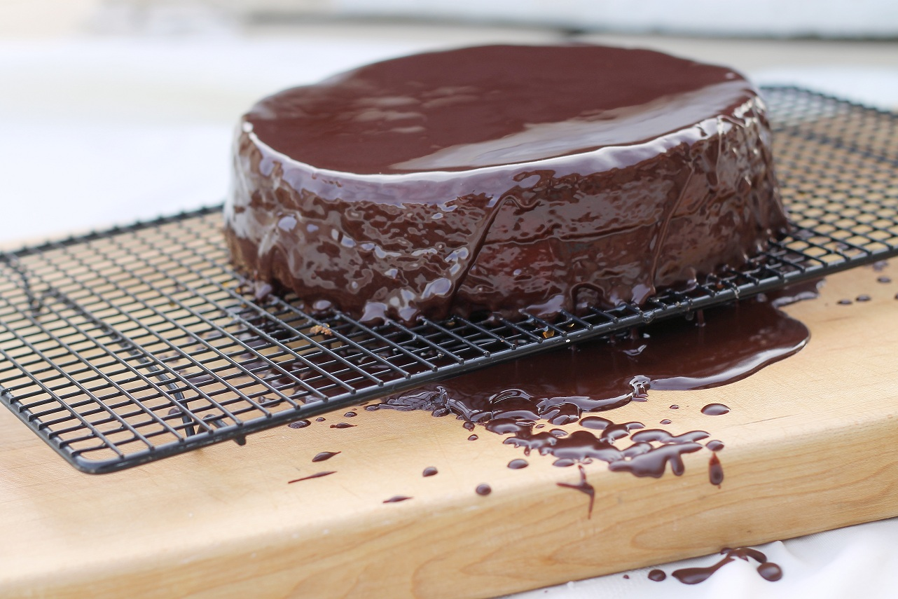 Step by Step Gourmet: Sachertorte