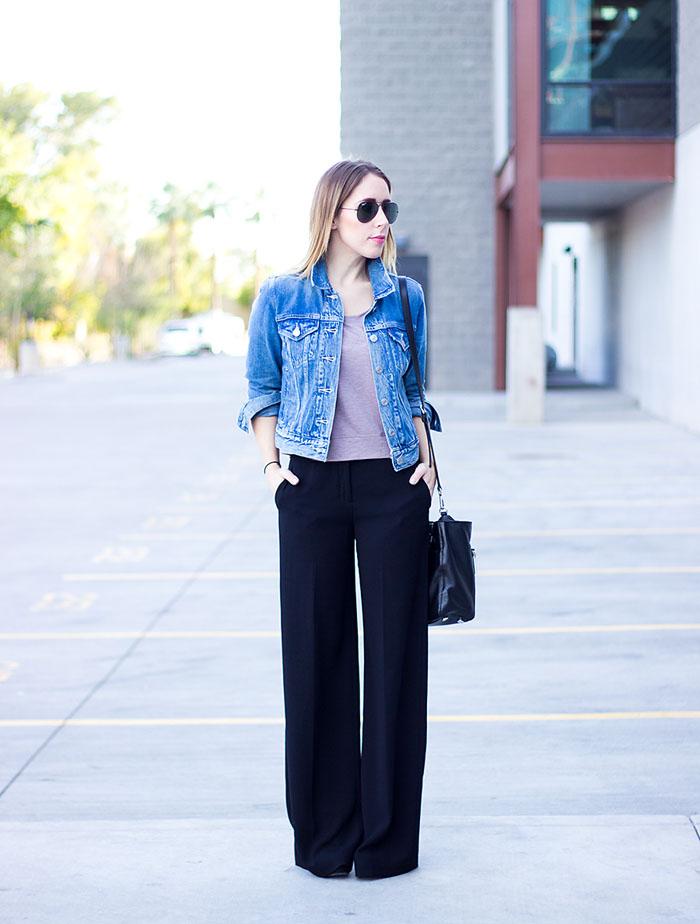 Wide Leg Pants - Clothes &amp- Quotes
