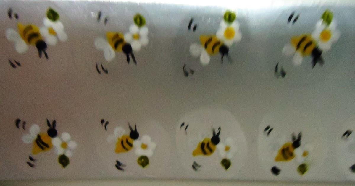 Artesanato Quadros De Madeira ~ Beleza das unhas Adesivo artesanal de unhas abelhas, joaninhas, borboletas, sapinhos
