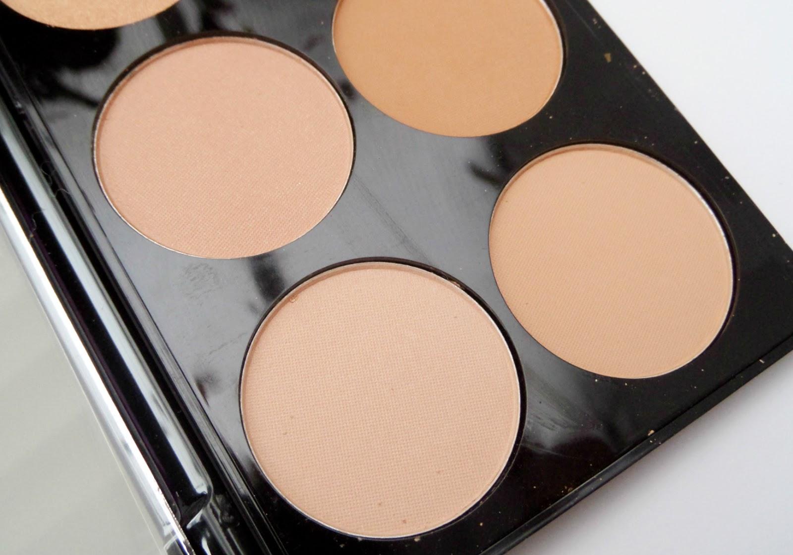NEW Makeup Revolution Blush Palette All About Bronze Palette