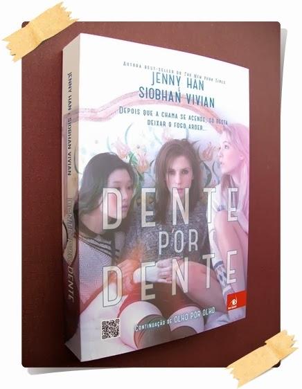 Dente Por Dente - Jenny Han, Siobhan Vivian