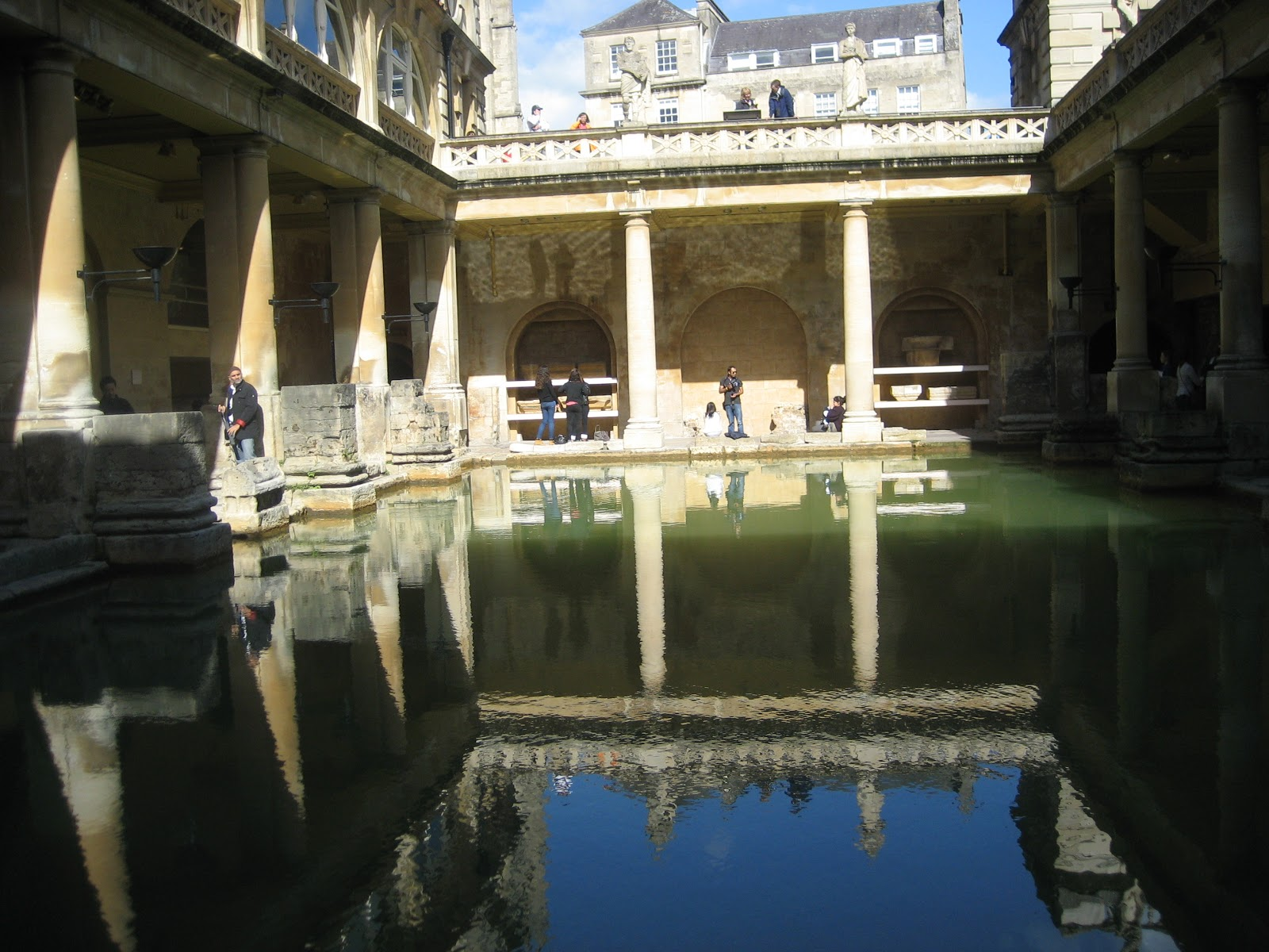 essay on roman baths Unlike most editing & proofreading services, we edit for everything: grammar, spelling, punctuation, idea flow, sentence structure, & more get started now.