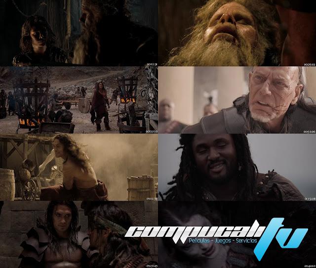 Conan El Barbaro DVDRip Latino