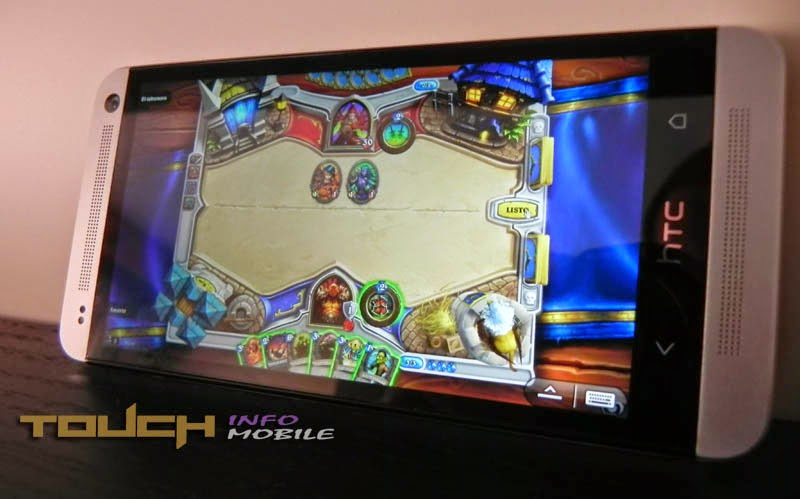 HEARTHSTONE HTC ONE ANDROID