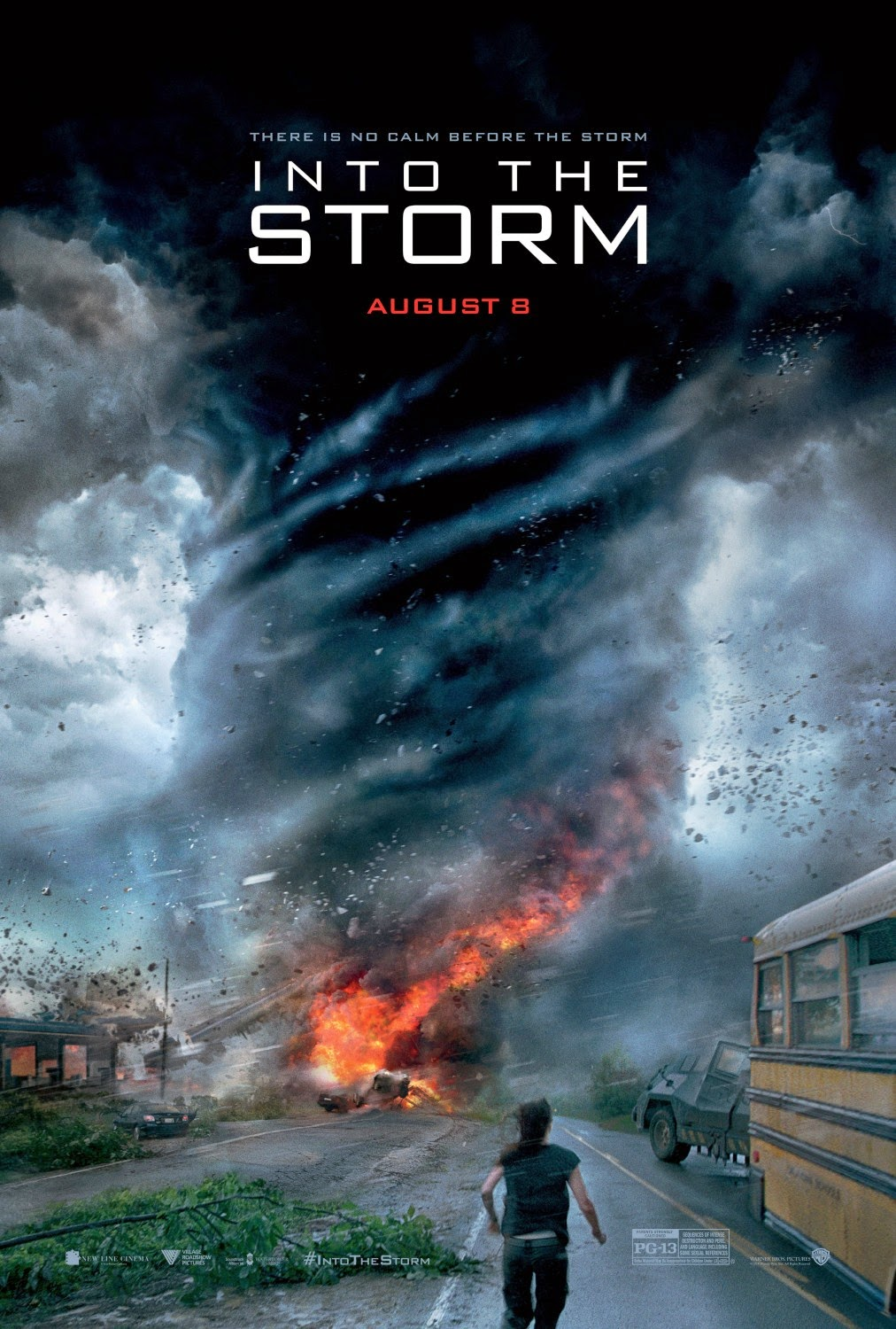 Into the Storm - Μέσα στον Κυκλώνα (2014)  Brrip tainies online oipeirates