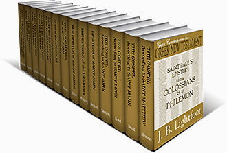 Comentários clássicos grego do Novo Testamento (14 vols.)
