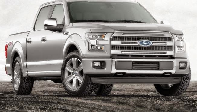 2015 Ford F 150 Platinum Release Date