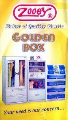 Zooey Golden Box