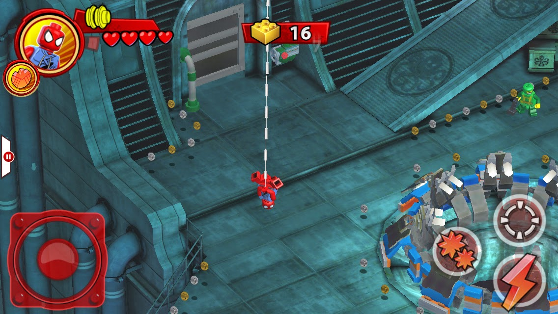 LEGO Marvel Super Heroes MOD APK ~ ANDROOSITE