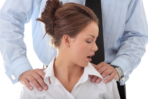 how to handle sexual harassment problems