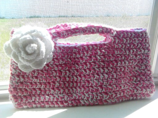 Creative Me Simple Handbag Pattern