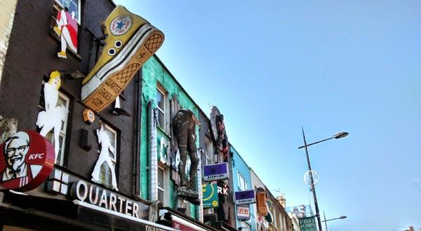 Camden Town de Londres
